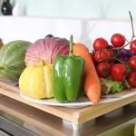 afvallen met groente